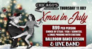 Xmas in July at Chicago's Randpark @ Chicagos Randpark Ridge | Randburg | Gauteng | South Africa